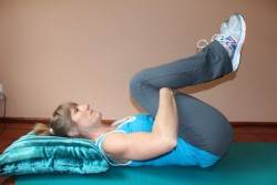 lower back flexion; p61