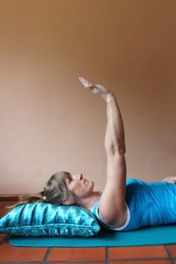 serratus anterior exercise (a) 1; p89