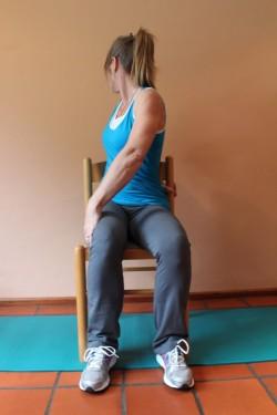 upper back rotation 2; p104